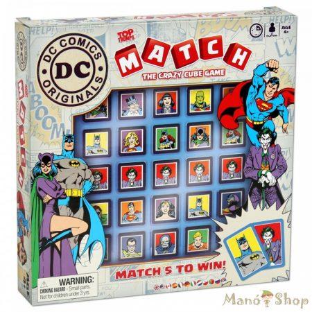 DC szuperhősök MATCH társasjáték