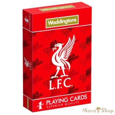 Waddingtons Liverpool francia kártya