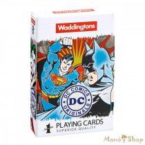 Waddingtons DC Comics francia kártya