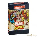 Waddingtons Marvel Retro francia kártya