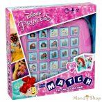 Disney Hercegnők MATCH társasjáték