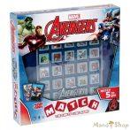Marvel Bosszúállók MATCH társasjáték