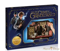 Legendás állatok - Grindelwald bűntettei puzzle 1000 db