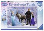 Ravensburger Jégvarázs XXL puzzle 100db-os
