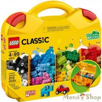 LEGO Classic Kreatív játékbőrönd 10713