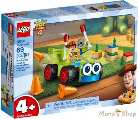 LEGO Toy Story Woody és az RC 10766