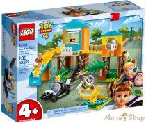 LEGO Toy Story 4 - Buzz és Bo Peep játszótéri kalandja 10768