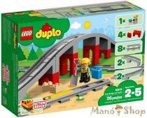 LEGO Duplo Vasúti híd és sínek 10872