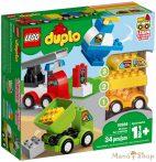 LEGO Duplo Első Autós Alkotásaim 10886