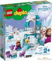 LEGO Duplo - Jégvarázs Kastély 10899