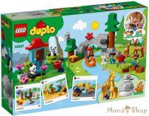 LEGO Duplo A világ állatai 10907