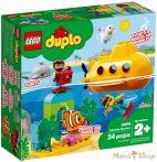 LEGO Duplo - Tengeralattjárós kalandok 10910