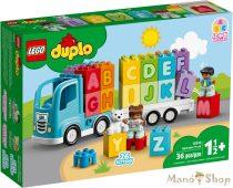LEGO Duplo Betűautó 10915