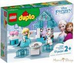 LEGO Duplo Elza és Olaf tea partija 10920