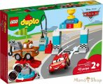 LEGO Duplo - Villám McQueen versenyének napja 10924