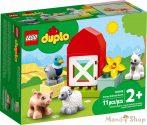 LEGO DUPLO Állatgondozás a farmon 10949