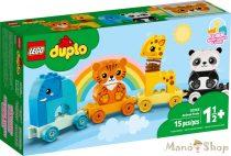 LEGO DUPLO Állatos vonat 10955