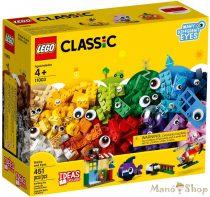 LEGO Classic - Kocka szemek 11003