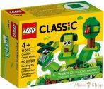 LEGO Classic Kreatív zöld kockák 11007