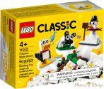 LEGO Classic - Kreatív fehér kockák 11012