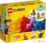 LEGO Classic - Kreatív áttetsző kockák 11013