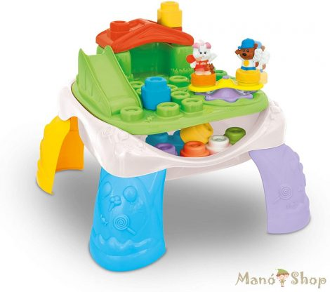 Clementoni Clemmy Baby - Nagy játszóasztal