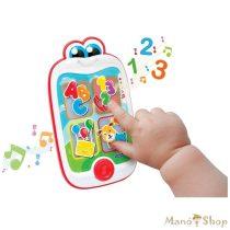 Clementoni Baby - Bébi mobiltelefon