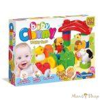 Clementoni Clemmy Baby - Puha kockák Boldog Farm