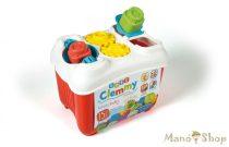 Clementoni Clemmy Baby - Kézségfejlesztő dobozka 15 db-os