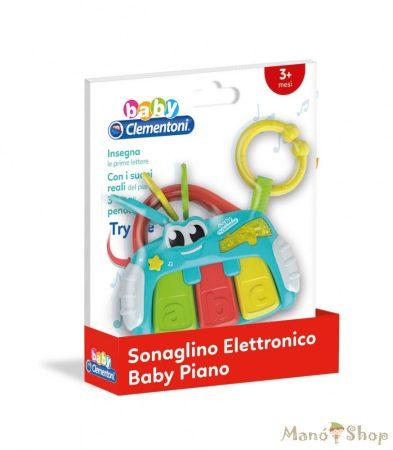 Clementoni Baby - Elektromos szintetizátor csörgő