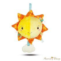Clementoni Baby - Zenélő plüss nap