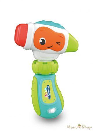 Clementoni Baby - Interaktív kalapács