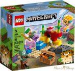 LEGO Minecraft - A korallzátony 21164