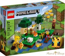 LEGO Minecraft - A méhfarm 21165