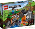 LEGO Minecraft - Az elhagyatott bánya 21166
