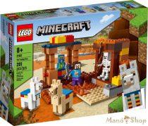 LEGO Minecraft - A kereskedelmi állomás 21167