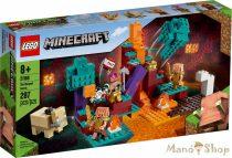 LEGO Minecraft - A Mocsaras erdő 21168