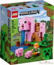 LEGO Minecraft - A malac háza 21170
