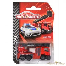 Majorette - S.O.S. Cars - Man TGS magyar tűzoltóautó