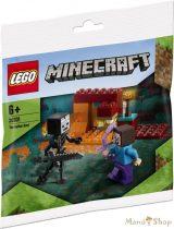 LEGO Minecraft Az alvilági párbaj 30331