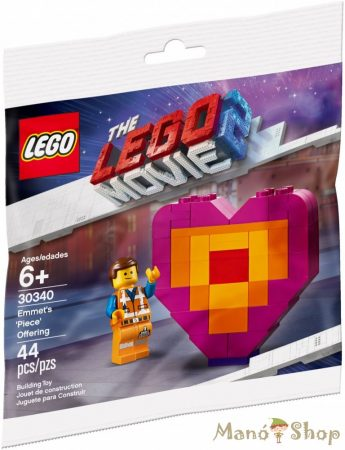 The LEGO Movie 2 Emmet ajánlata 30340