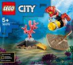 LEGO City Búvár 30370