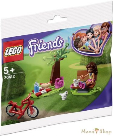 LEGO Friends Piknik a parkban 30412