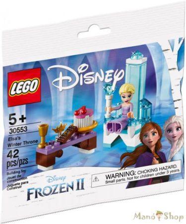 LEGO® Disney Princess™ Elsa téli trónja 30553