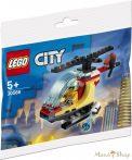 LEGO City - Tűzoltó helikopter 30566