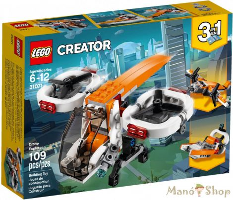 LEGO Creator Felfedező drón 31071