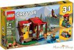 LEGO Creator Kunyhó a vadonban 31098