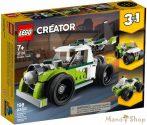 LEGO Creator Rakétás teherautó 31103