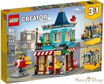LEGO Creator Városi játékbolt 31105