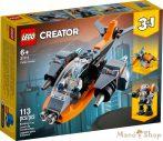 LEGO Creator - Kiberdrón 31111